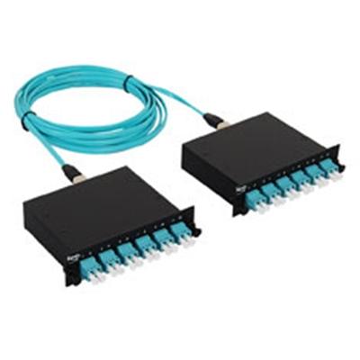 """MPO / MTP """"plug and play"""" system. Testet og klar til brug."""