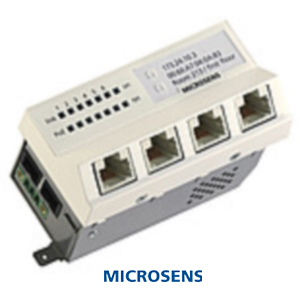 MICROSENS  Fiber switche