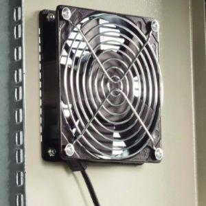 enkelt ventilator