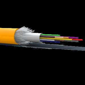 Indendørs / udendørs fiberkabler OM2 50/125