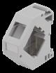 Digitus DIN skinne adabter til keystone modul