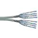 R&M S-FTP Cat 6A / cat 7 inst kabel 2x4x2x0,58 LSOH